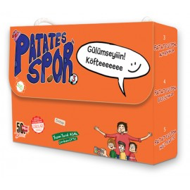 Patatesspor 3. Set (Kutulu 5 Kitap)